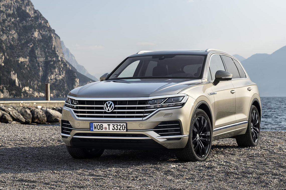 Boitier additionnel VW Touareg 4.0 TDI V8