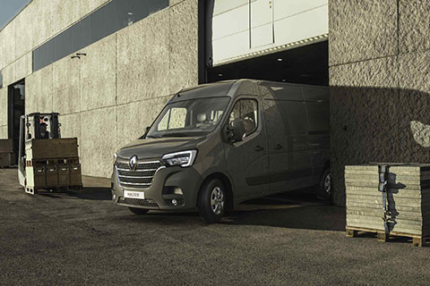 boitier additionnel renault master