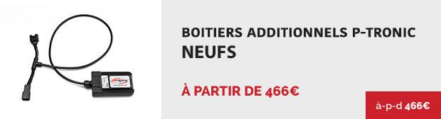 boitier additionnel P-Tronic
