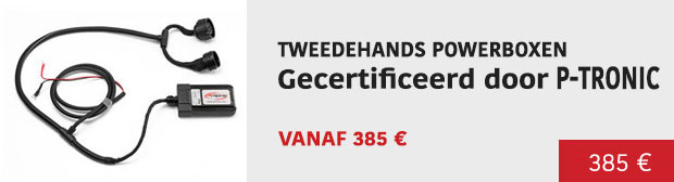 Tweedehands powerboxen