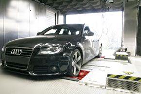 Bo tier p tronic pour augmenter la puissance et le couple du moteur dans les limites prescrites - Banc de puissance voiture ...